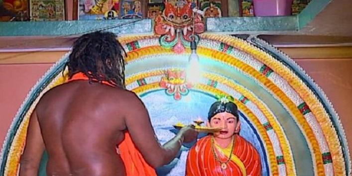 कर्नाटक में है यह मंदिर