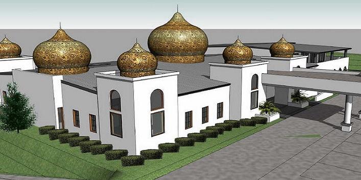 हिंदू मस्जिद तो मुस्लिम बना रहे मंदिर -
