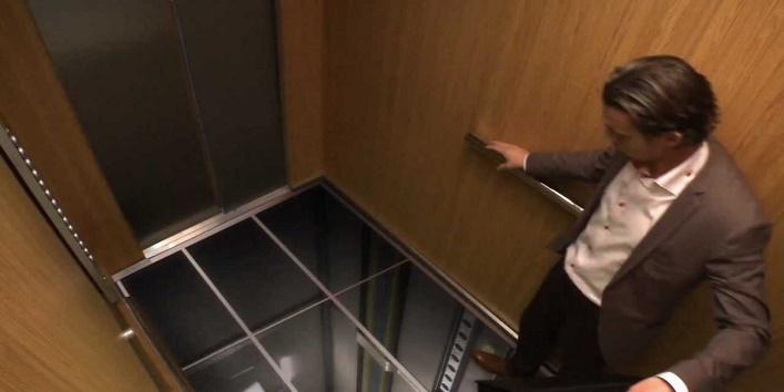 लिफ्ट की गति से थी लोगों को दिक्कत