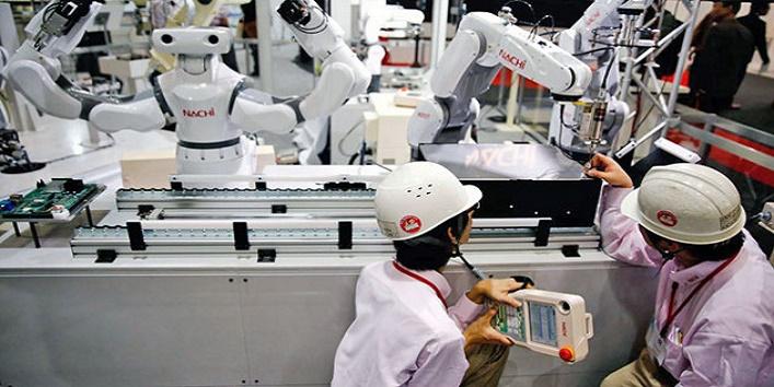बार्सोलोना में बना है ये रोबोट