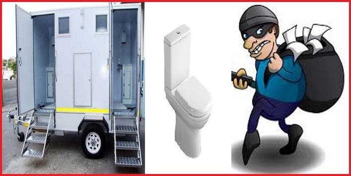 मोबाइल टॉयलेट
