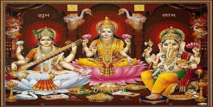 देवी लक्ष्मी