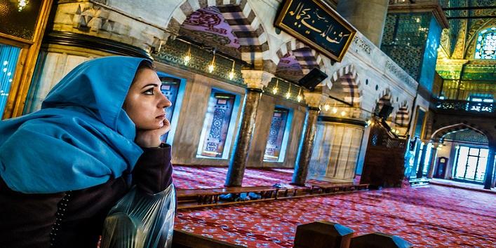सिर्फ महिलाओं के लिए है यह मस्जिद -
