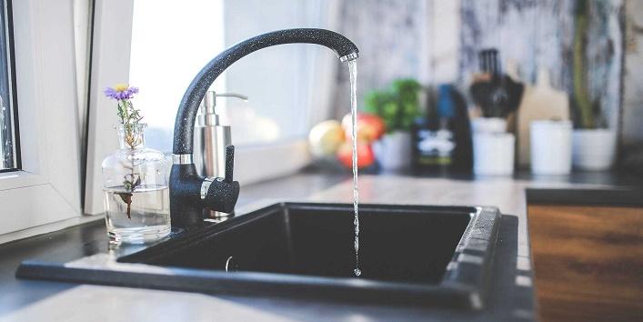 किचन और जल