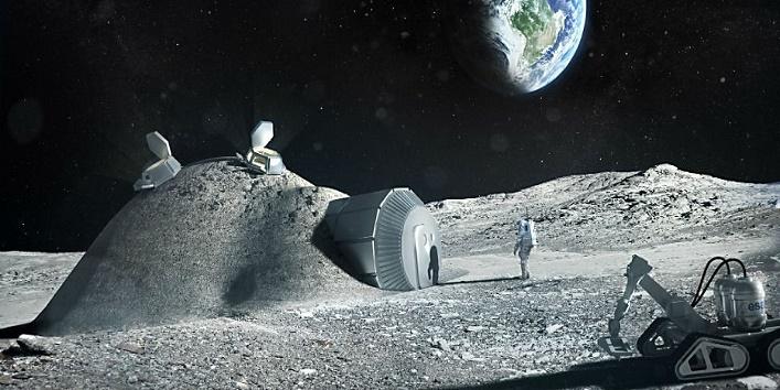 इन परिस्थितियों के कारण चांद पर आया जीवन