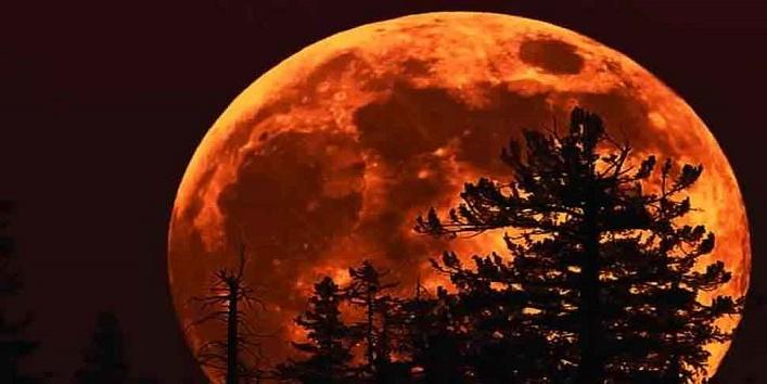 चंद्र ग्रहण