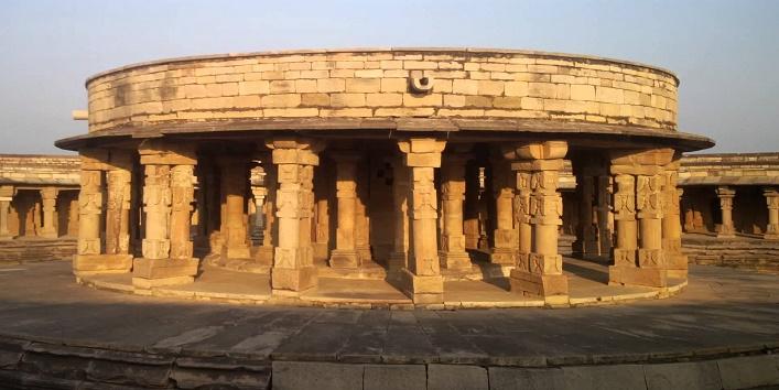 64 योगिनी मंदिर