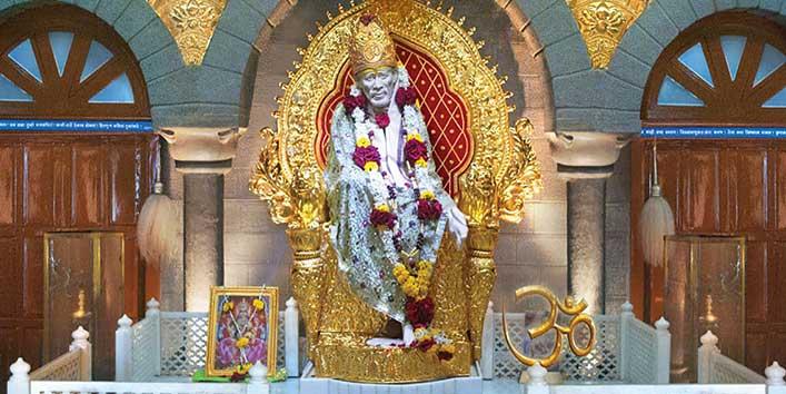 सांई बाबा मंदिर