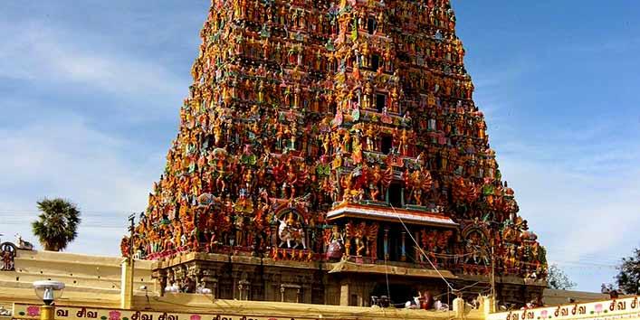 तिरूपति बालाजी का मंदिर