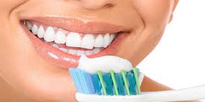 टूथपेस्ट ट्यूब पर लाल रंग की पट्टी का क्या मतलब